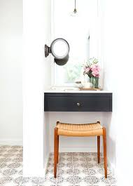 Makeup Vanity Ideas For Small Spaces Vanities Small Dressing Table Lamps Small Vanity Table With