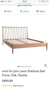 Ercol Bed Frame Lewis Ercol Shalstone Bed Rrp 899 In Mossley