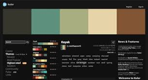 10 super useful tools for choosing the right color palette web