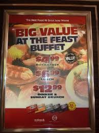 Rio Buffet Local Discount by Feast Buffet At Red Rock Resort Las Vegas Menu Prices