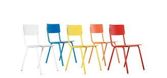 chaise pas cher chaise vintage achetez nos chaises rouges vintage rdv déco