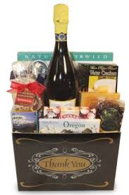 thank you basket thank you gift baskets for the real estate industry