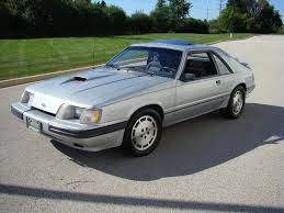 1985 5 mustang svo for sale 1985 mustang svo 36k original near chicago il