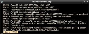 Dns Definition From Pc Magazine by Common Problems With Dmarc Records U2013 Dmarc Org