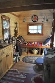 tiny house community for homeless finishes 3rd tiny home community