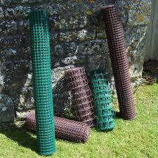 Climbing Plant Supports - climbing plant support mesh plastic garden net clematis bean