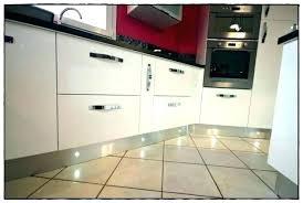 plinthe cuisine brico depot plinthe pour meuble de cuisine joint plinthe cuisine pour cuisine