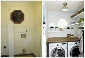 laundry room makeover diy plywood countertop u2022 the ugly duckling