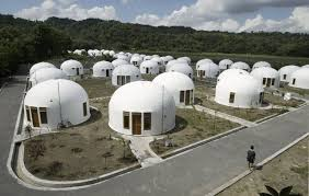 Monolithic Dome Tiny House