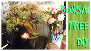 diy bonsai tree diy youtube