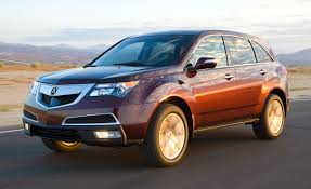 nissan acura 2010 2010 acura mdx u2013 review u2013 car and driver