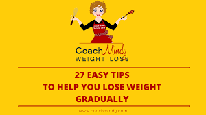 thanksgiving weight loss tips 27 easy tips to help you lose weight gradually coach mindy