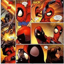 spider man deadpool smart alecky history den geek