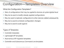 Sample Resume Graduate Student Managing An Enterprise Wlan With Cisco Prime Ncs U0026 Wcs