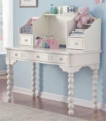 White Writing Desk With Hutch by Antique White Desk Hutch