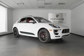 macan porsche gts 2017 porsche macan gts for sale in colorado springs co 17141