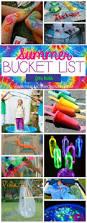 visual summer bucket list for kids summer bucket lists summer