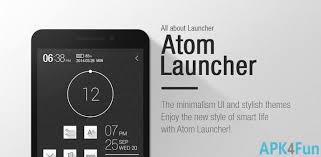 atom launcher apk atom launcher apk 2 2 92 atom launcher apk apk4fun