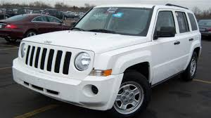 used 2007 jeep patriot sport sport utility 5 990 00