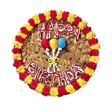 mrs fields cookie cakes mrs fields happy birthday cookie cake free shipping today