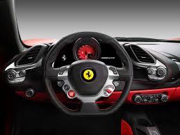 ferrari steering wheel ferrari 488 gtb u2013 458 italia replacement goes turbo by car magazine