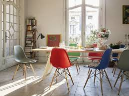 chaises salle manger design design scandinave salle à manger en 58 idées inspirantes