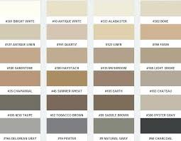 taupe the color taupe color chart outstanding home depot grout colors with