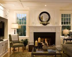 Living Room Fireplace Ideas - best 25 traditional fireplace mantle ideas on pinterest white