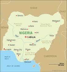lagos city map nigeria map nigeria maps and travel guides
