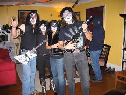 Rock Roll Halloween Costumes Writing Challenge 7 Easy Diy Rockstar Costumes