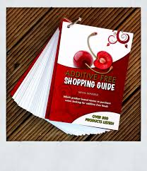 shopping guide live it do it book review additive shopping guide by tanya