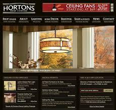 lighting the web coupon our portfolio hortons home lighting website design jet