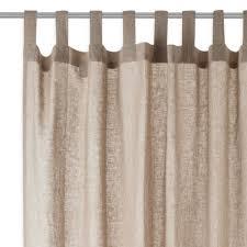 cuyabeno linen curtain beige