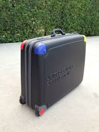 united luggage travel trailer case for the brompton u2014 act of aggression