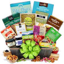 healthy snack gift basket healthy gift basket premium gift