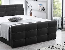 Schlafzimmer Betten Mit Bettkasten Boxspringbett Gregor 180x200cm Bezug Grau Doppelbett Bett
