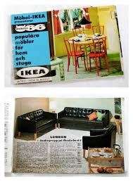old ikea catalog ikea in the 60s