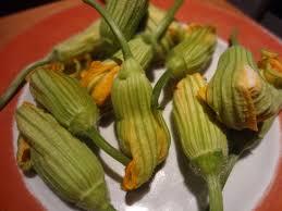 comment cuisiner les fleurs de courgettes ma cuisine à moi fleurs de courgette farcies