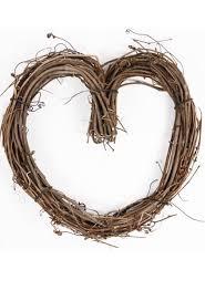 heart wreath 10 inch heart wreath