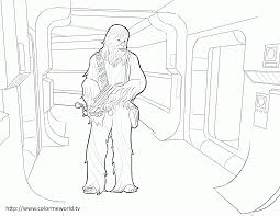 free coloring pages of rex in star wars kids coloring