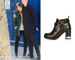 s ugg australia black joey boots shop your tv clara oswald