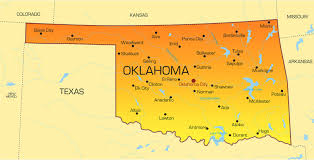 Canadian River Map Oklahoma Lpn Requirements And Training Programs