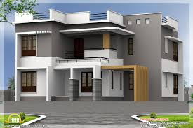 2500 sq ft 4 bedroom modern house kerala home design and floor