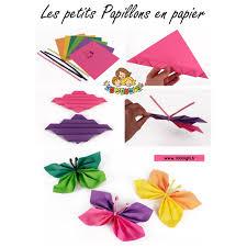 Pliage Lapin En Papier by Pliage Papier Papillons Site Dix Doigts Abeilles Et