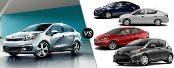 toyota yaris or ford 2016 kia vs 2016 ford hyundai accent toyota yaris