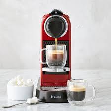 Sur La Table Coffee Maker Nespresso Citiz Espresso Machine By Breville Red Sur La Table