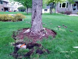 Landscaping Around House by Grandma Agnes U0027 Attic A Cold And Rainy Memorial Weekend Front