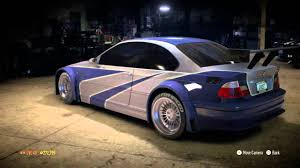 bmw m3 gtr e46 need for speed bmw m3 e46 gtr grip build maxed out gameplay