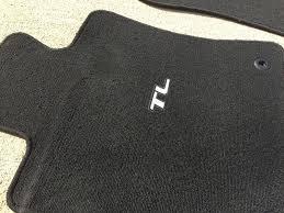 lexus floor mats oem fs 4th gen tl black oem floor mats in near new condition