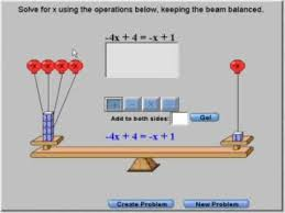 free worksheets solving pan balance problems free math